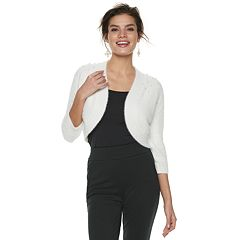 Women's ELLE™ Cozy Sweater Shrug
