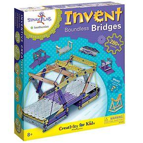 Creativity for Kids Invent Boundless Bridges