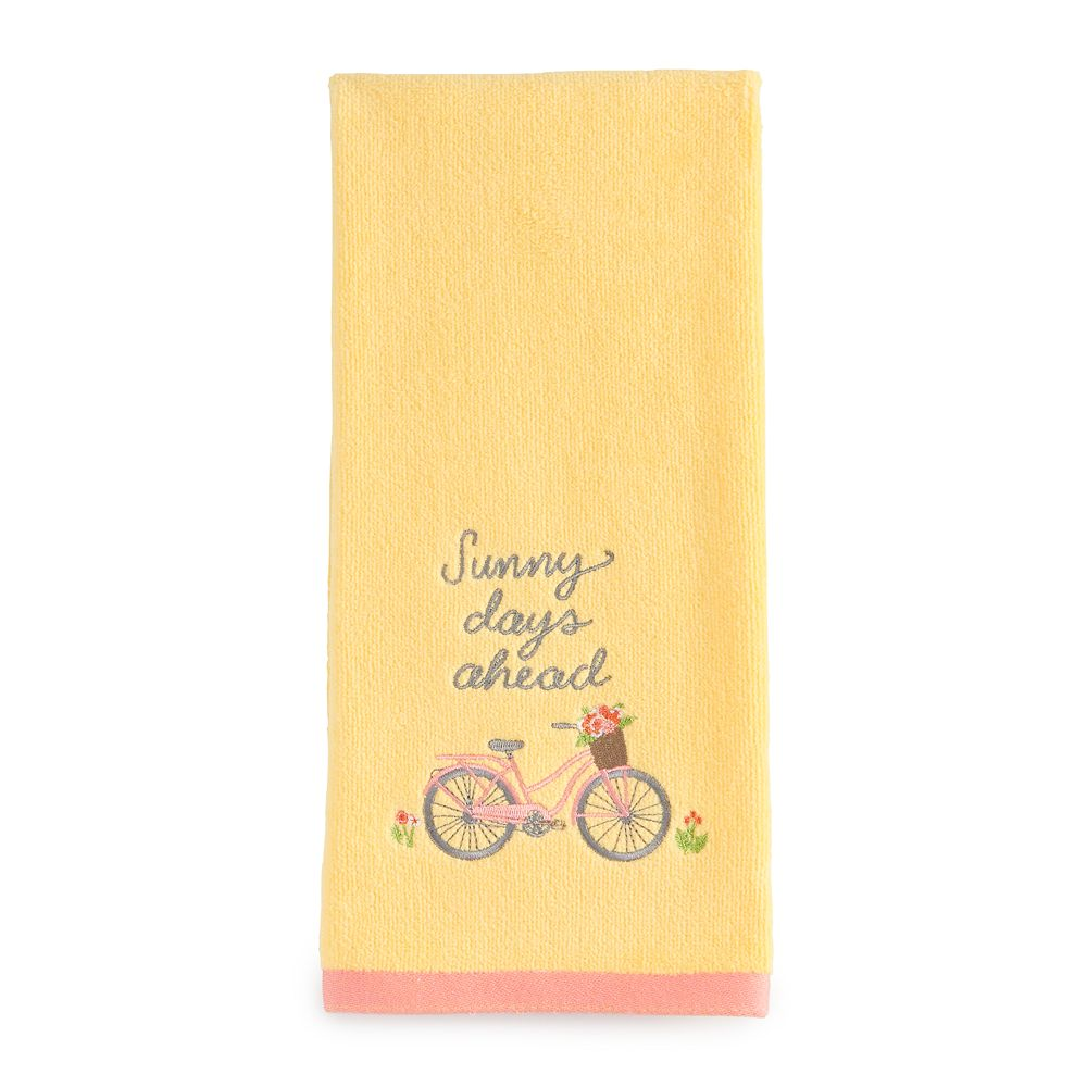 Celebrate Together Sunny Days Hand Towel