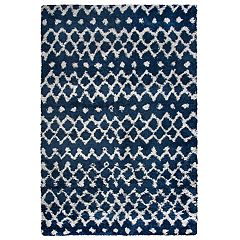 Rizzy Home Amelia Adana Collection Geometric Rug