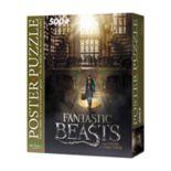 Wrebbit Fantastic Beasts 500-Piece Poster Puzzle