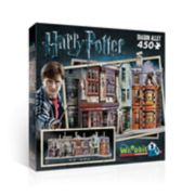 Wrebbit Diagon Alley 450-Piece 3D Puzzle