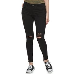 Juniors' SO® Low Rise Jeggings