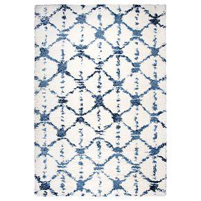 Rizzy Home Alexa Adana Collection Geometric Rug