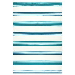 Rizzy Home Charlotte Glendale Striped Rug