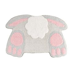 Celebrate Together Bunny Tail Rug