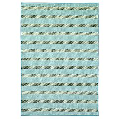 Rizzy Home Aaliyah Glendale Striped Rug