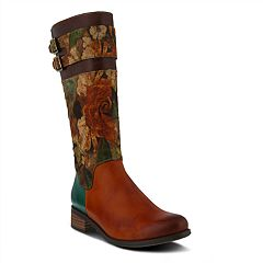 L'Artiste by Spring Step Barbie Women's Riding Boots