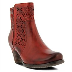 L'Artiste by Spring Step Belle Women's  Ankle Boots