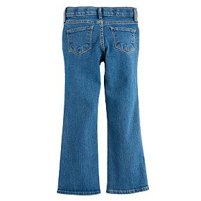 Girls 4-7 SONOMA Goods for Life? Regular & Slim Bootcut Jeans