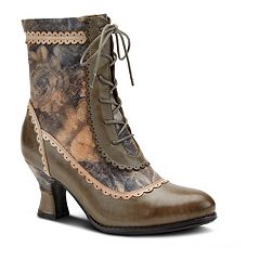 L'Artiste by Spring Step Bewitch Women's Ankle Boots