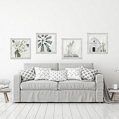 Floral Botanical Art Wall Decor Home Decor Kohls