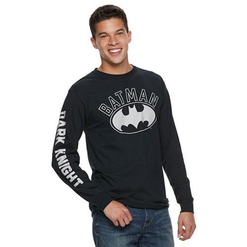 Men's Batman Logo Tee