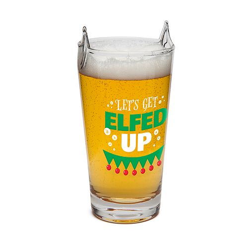BigMouth Inc. Elfed-Up Beer Glass