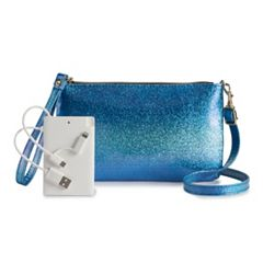 Phone Charge & Crossbody Bag Set