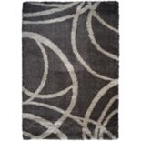 Rizzy Home Adalyn Adana Collection Geometric Rug