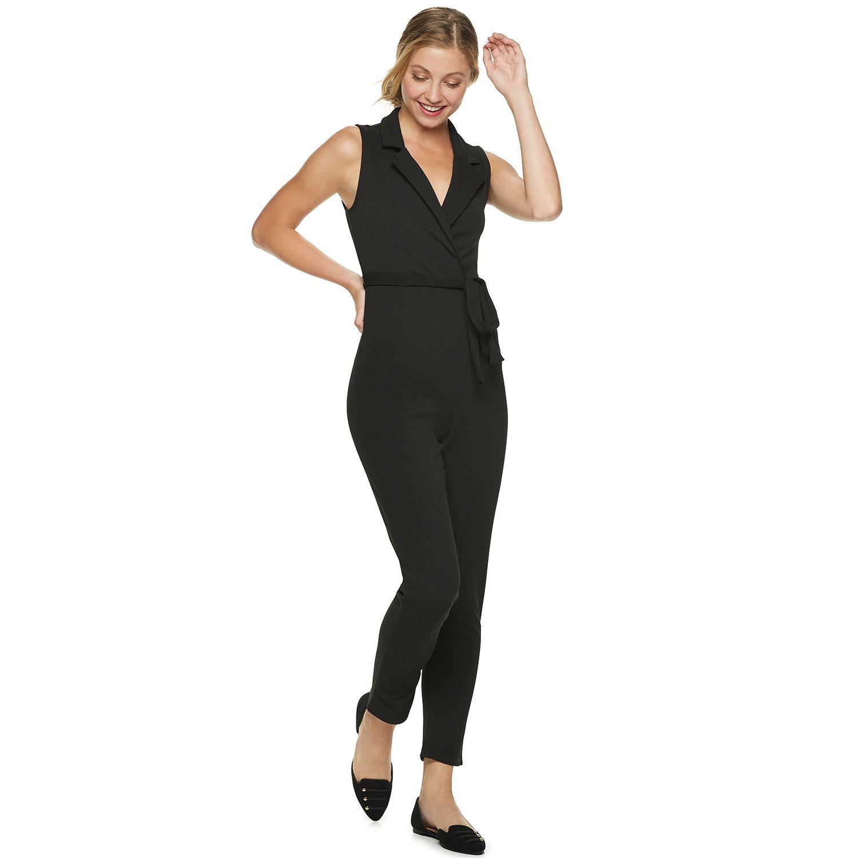 Long Sleeve Jumpsuit for Juniors