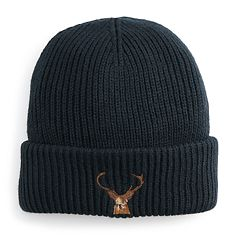 Men's Chaps Animal Embroidered Beanie