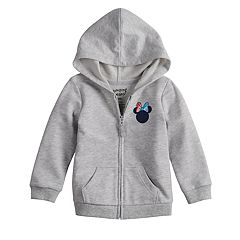 Disney's Minnie Mouse Baby Girl Graphic Hoodie By Jumping Beans®