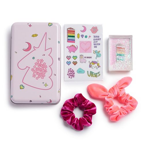 Unicorn Tin Gift Set
