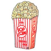 Big Mouth Inc. Popcorn Blanket