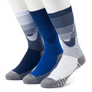 f1e4b646406f Regular. $20.00. Men's Nike 3-pack Dry Training Cushioned Crew Socks. (2).  Regular. $20.00. Men's Nike 3-pack Dri-FIT Swoosh HBR Performance ...