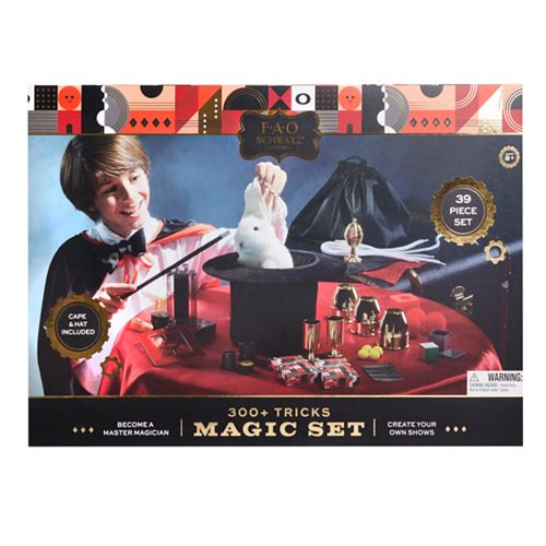 FAO Schwarz 39-piece Magic Set