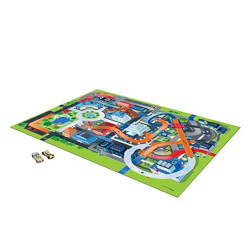 Hot Wheels  50th Anniversary Edition Jumbo Megamat by Mattel