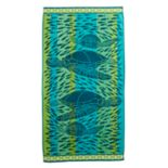 Celebrate Summer Together Turtle Turkish Cotton Beach Towel