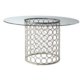 Carolina Living Tiffany Large Round Dining Table