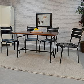 Carolina Forge Aileen Dining Table