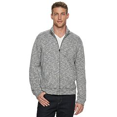 Men's Marc Anthony Slim-Fit Slubbed Mockneck Jacket