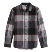 Boys 8-20 Vans Jinxed Button-Down Shirt