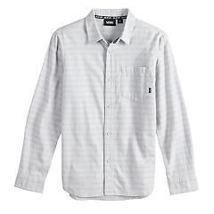 Boys 8-20 Vans Mained Button-Down Shirt