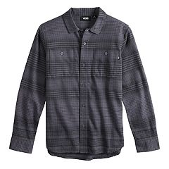 Boys 8-20 Vans Struttmann Button-Down Shirt