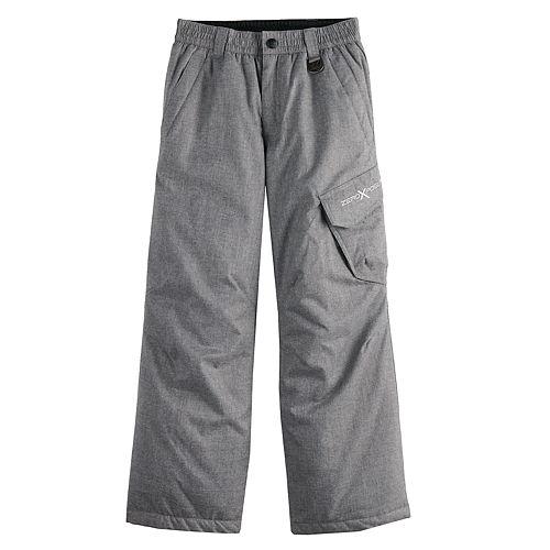 Boys 8-20 ZeroXposur Finisher Snow Pants