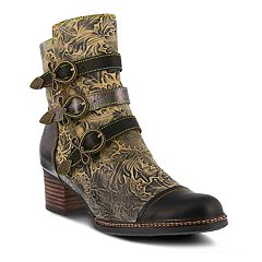 L'Artiste by Spring Step Elsie Women's Ankle Boots