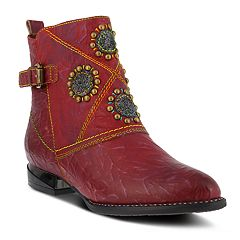 L'Artiste by Spring Step Flash Women's Ankle Boots