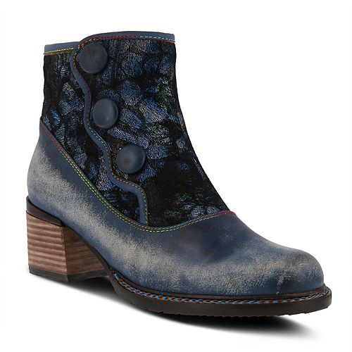 L'Artiste by Spring Step Gabory Women's Ankle Boots
