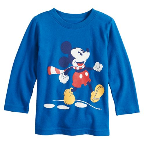Disney's Mickey Mouse Toddler Boy Softest Graphic Tee by Jumping Beans®