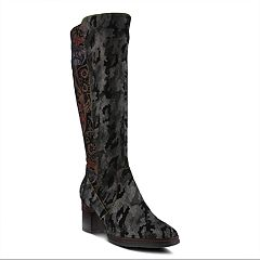 L'Artiste by Spring Step Geourqes Women's Knee High Boots