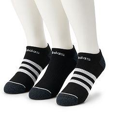 Men's adidas 3-pack Core Climalite No-Show Socks