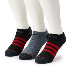 Men's adidas 3-pack Core Climalite No-Show Socks