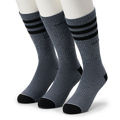 Men's adidas 3-pack Core Climalite Crew Socks