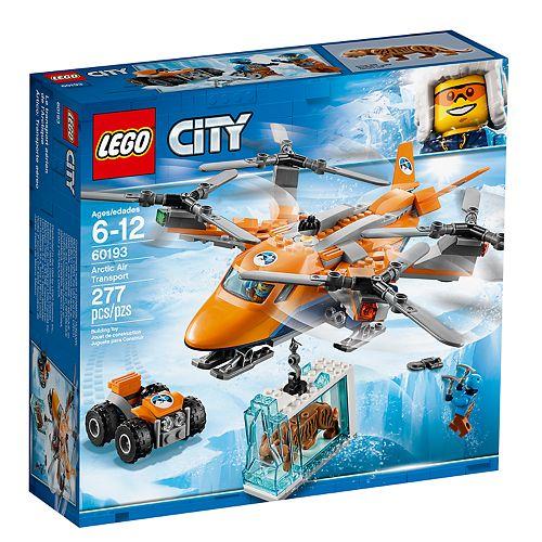 fc28f405bdbf LEGO City Arctic Air Transport Set 60193