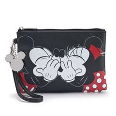 Disney's Mickey & Minnie Mouse Wristlet