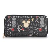 """Disney's Mickey Mouse """"Love"""" Wallet"""