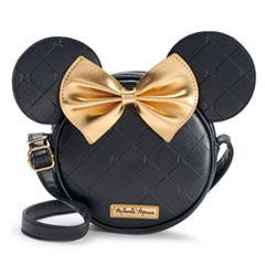 Disney's Minnie Mouse Bow 3-D Crossbody Bag