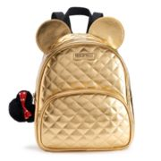 Disney's Minnie Mouse 3-D Quilted Mini Backpack