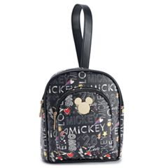 Disney's Mickey Mouse 'Love' Mini Backpack